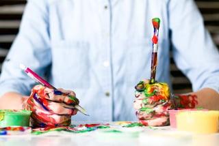 Smarter: Be Creative