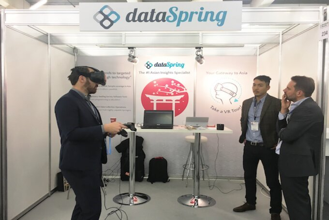 VR - 6 Market research trends for 2018