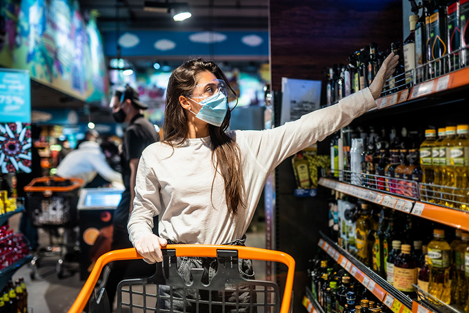 Consumer behavior has changed, possibly permanently