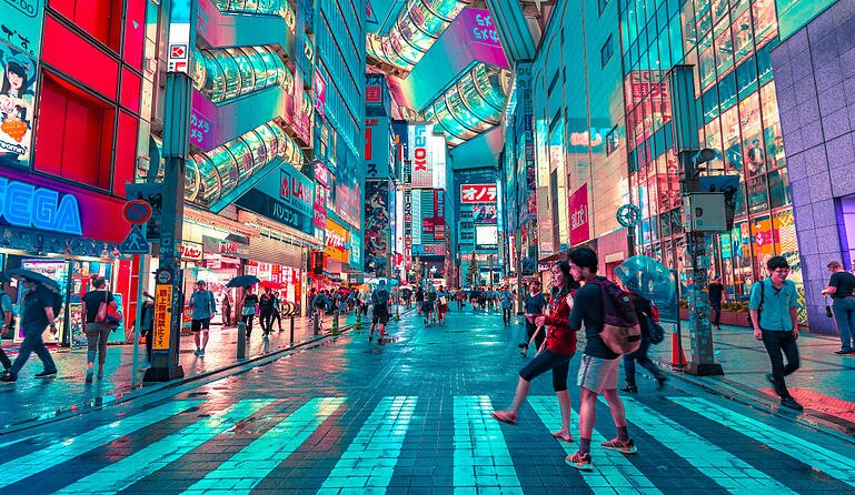 The Modern Japanese Consumer | Eye on Asia