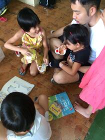 A Season of Giving: dataSpring Visits Children's Home in Manila