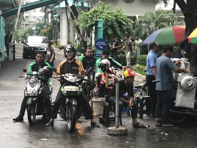 Ojek: Indonesia's Motorcycle Taxi