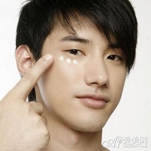 Male Cosmetics in China