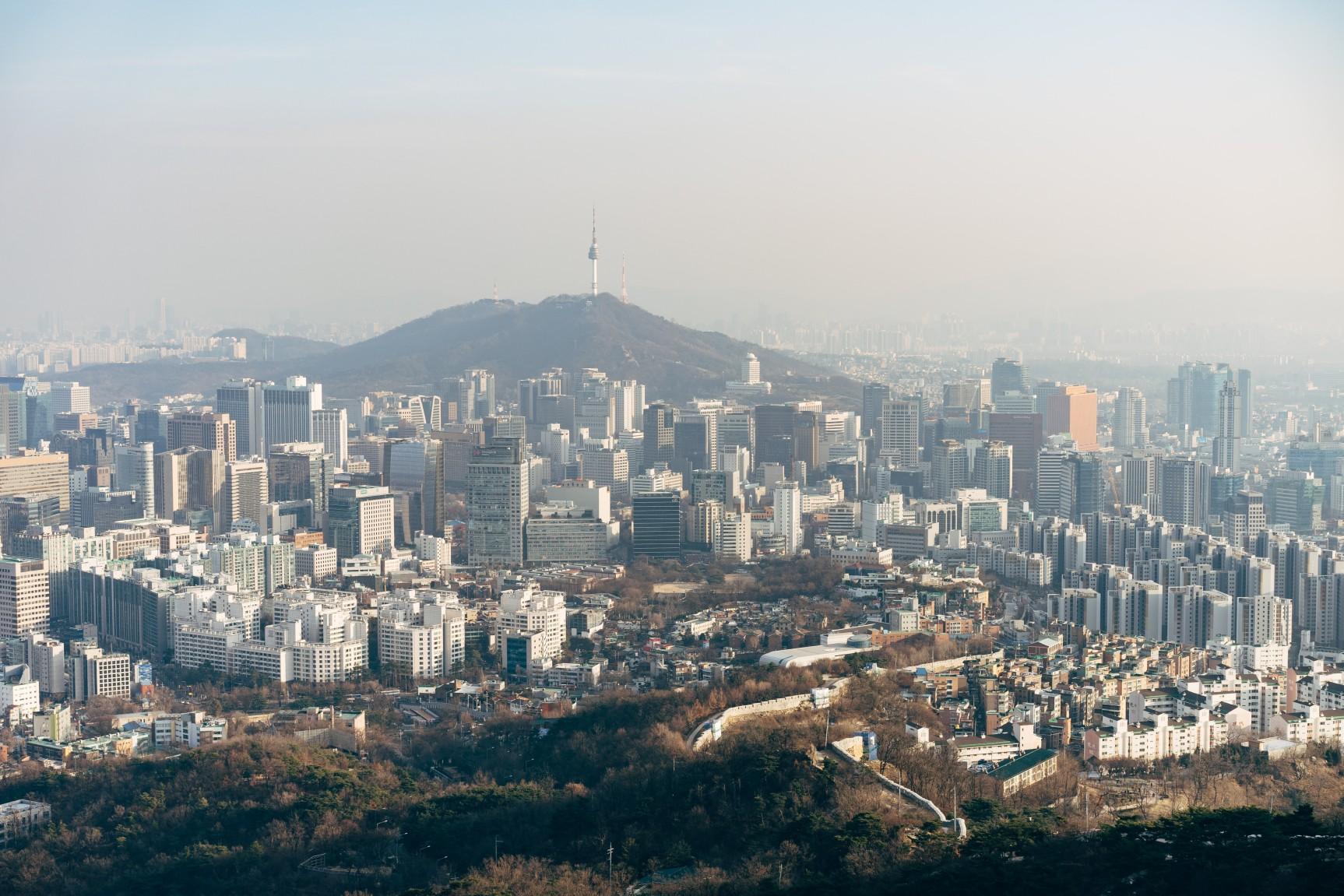 South Korea's Love for Hiking