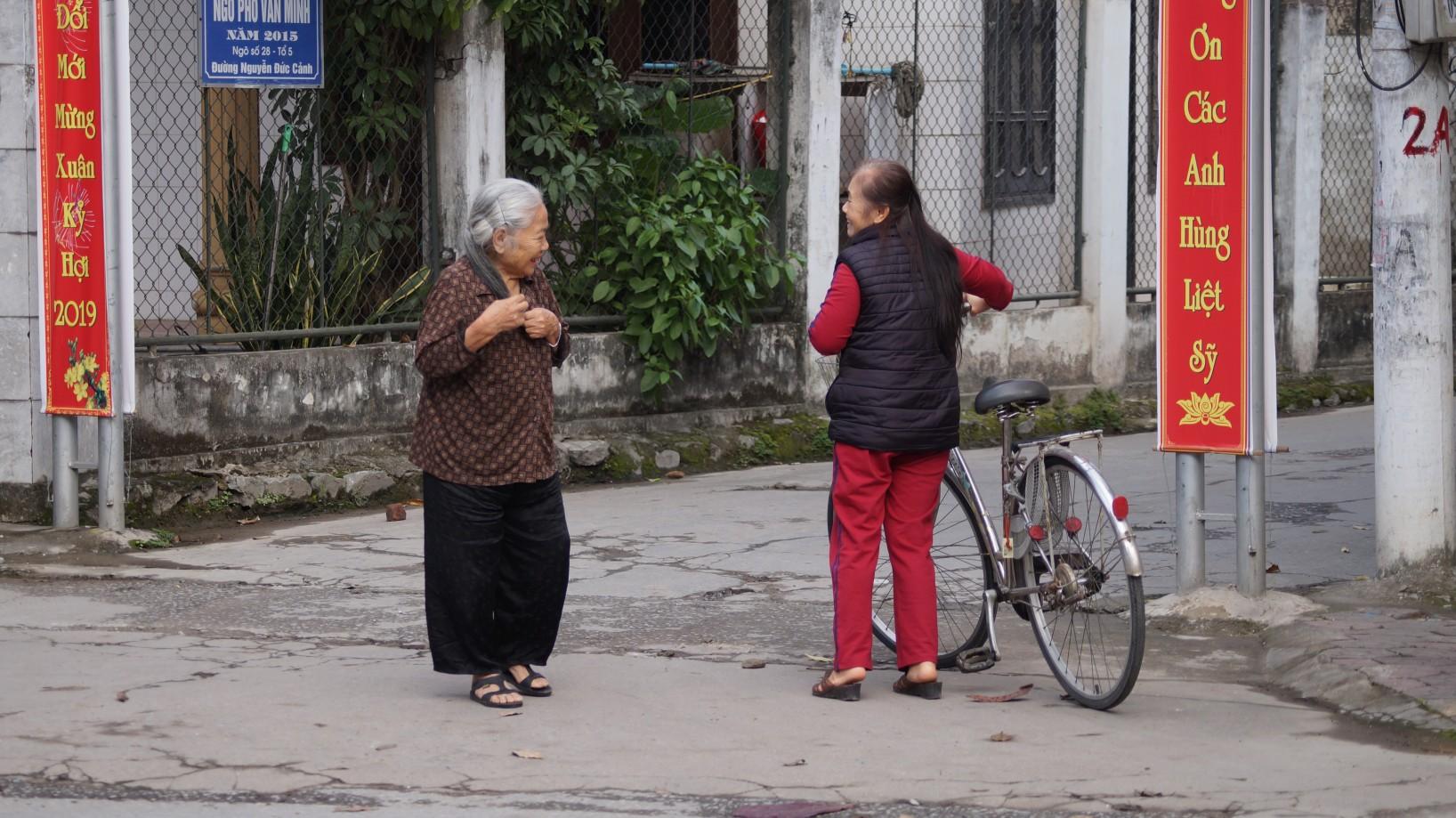 Vietnam, bicycle