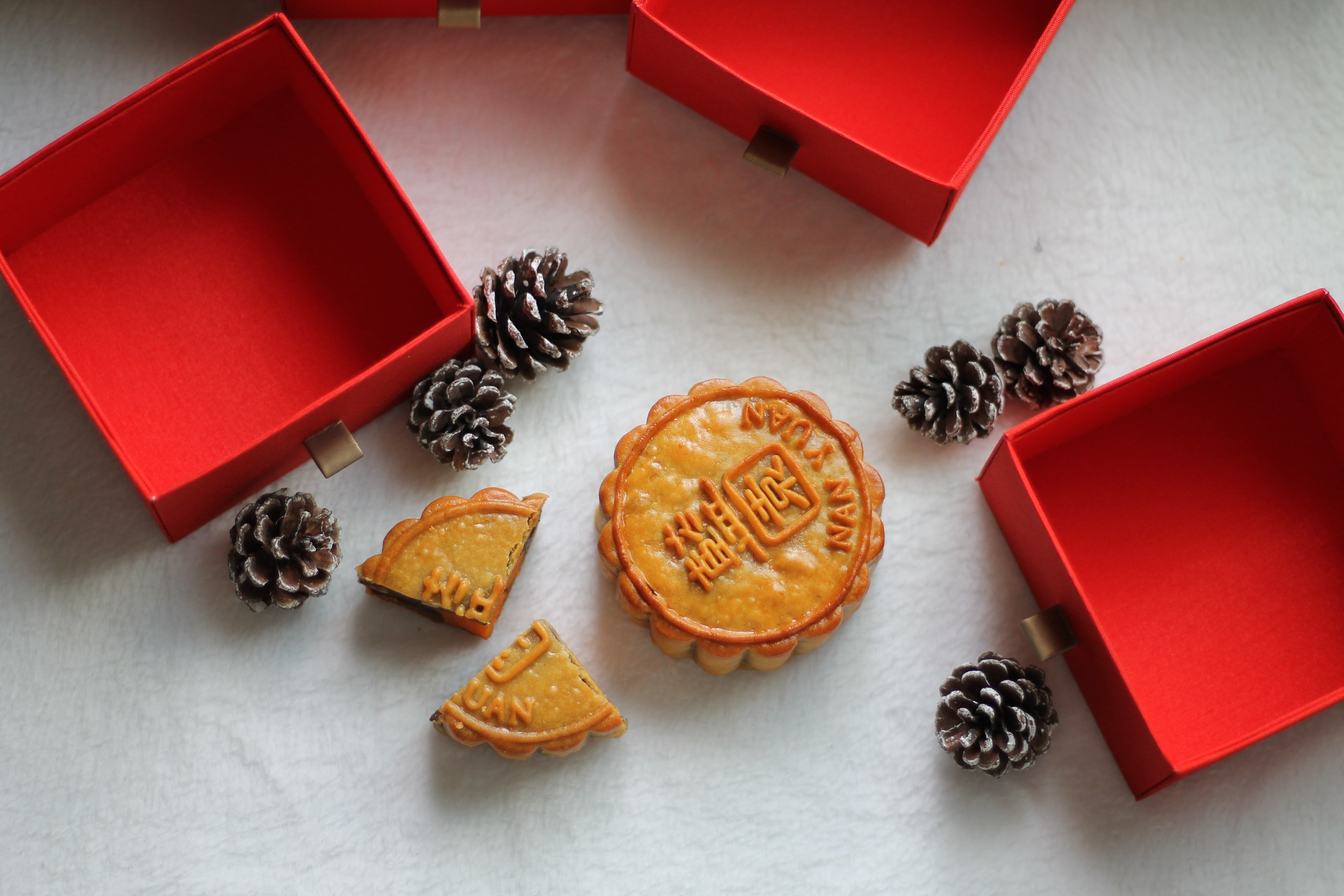 Over the Moon With Mooncakes