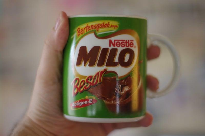 Malaysia's Love for Milo
