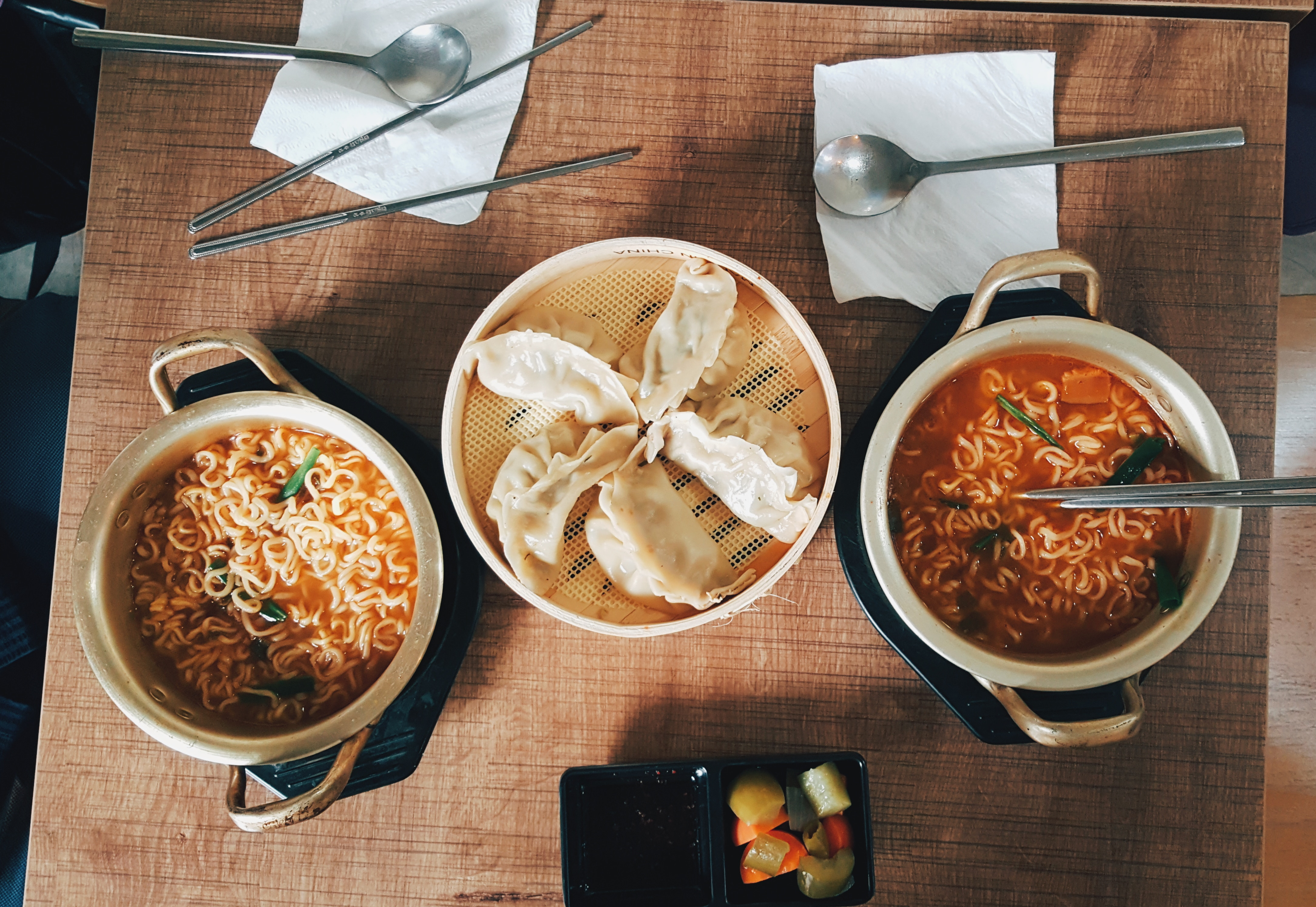 Asia Research Poll: Instant Noodle Olympics