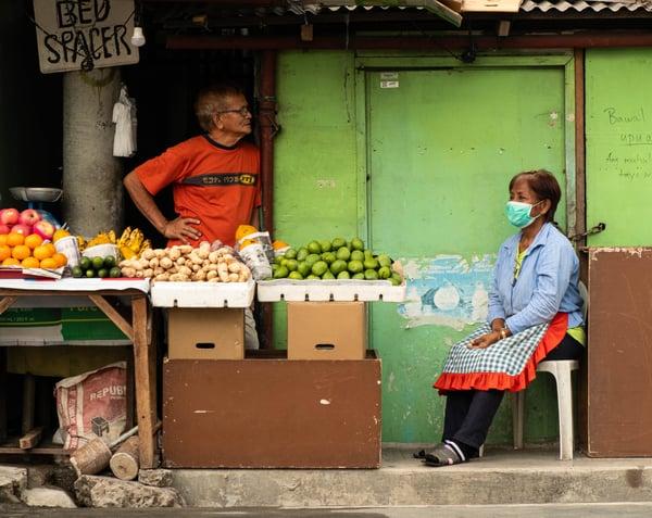 Manila, Philippines, COVID, pandemic