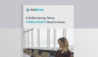 8 Online Survey Terms Consultants Need to Know