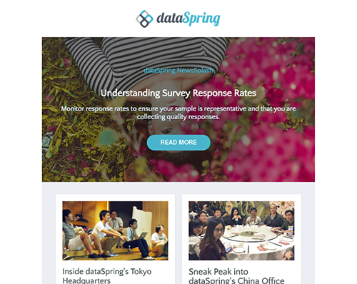 dataSpring Newsletter June 2017