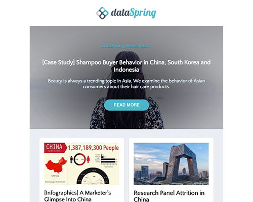dataSpring Newsletter September 2017