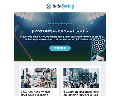 dataSpring Newsletter October 2017