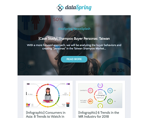 dataSpring Newsletter January 2018