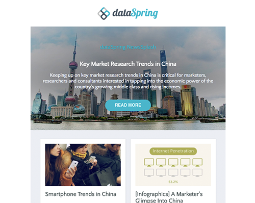 dataSpring Newsletter March 2018