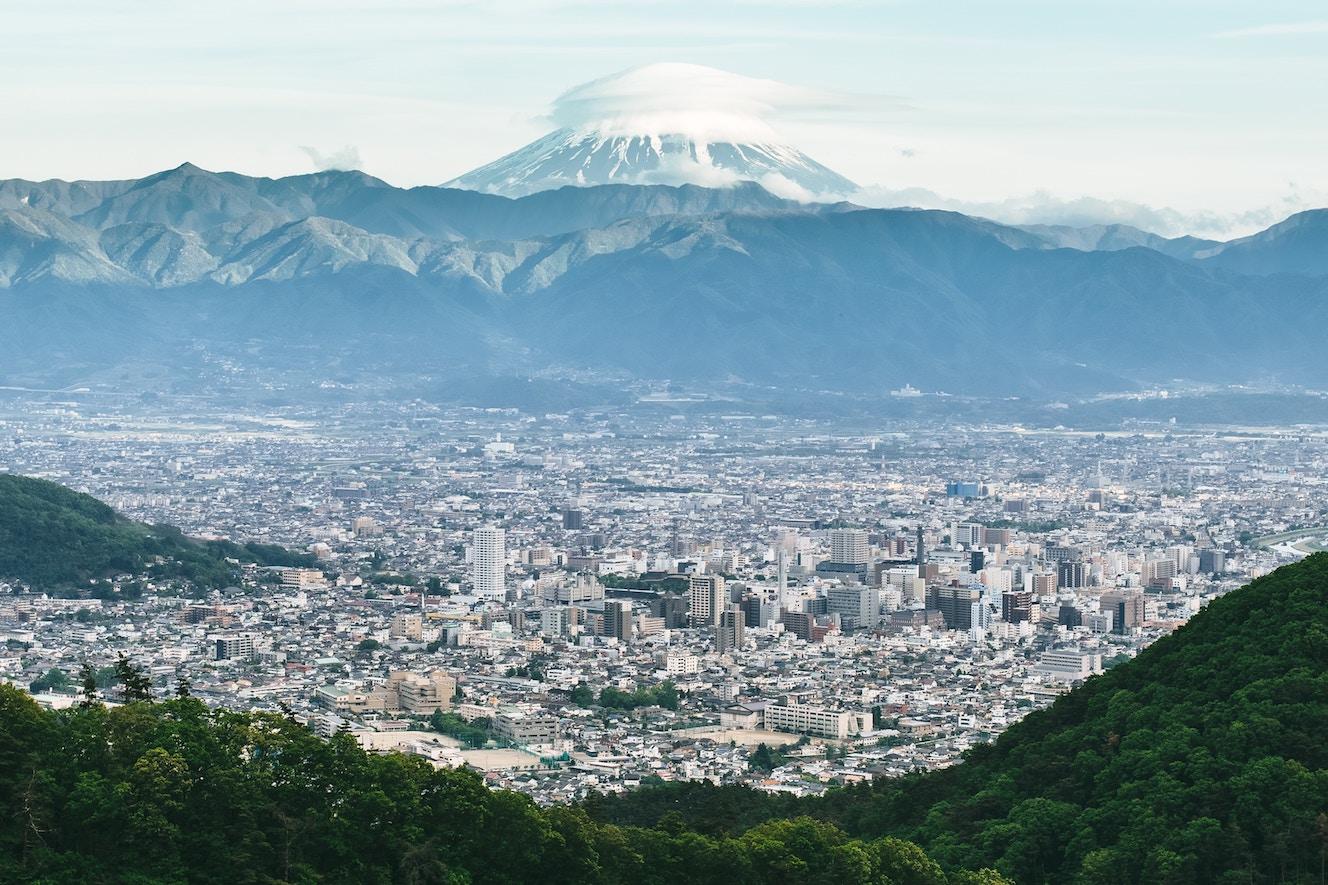 Japan in brief