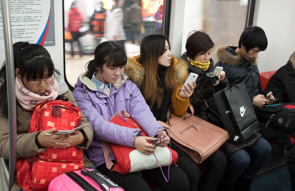 Smartphone Trends in China