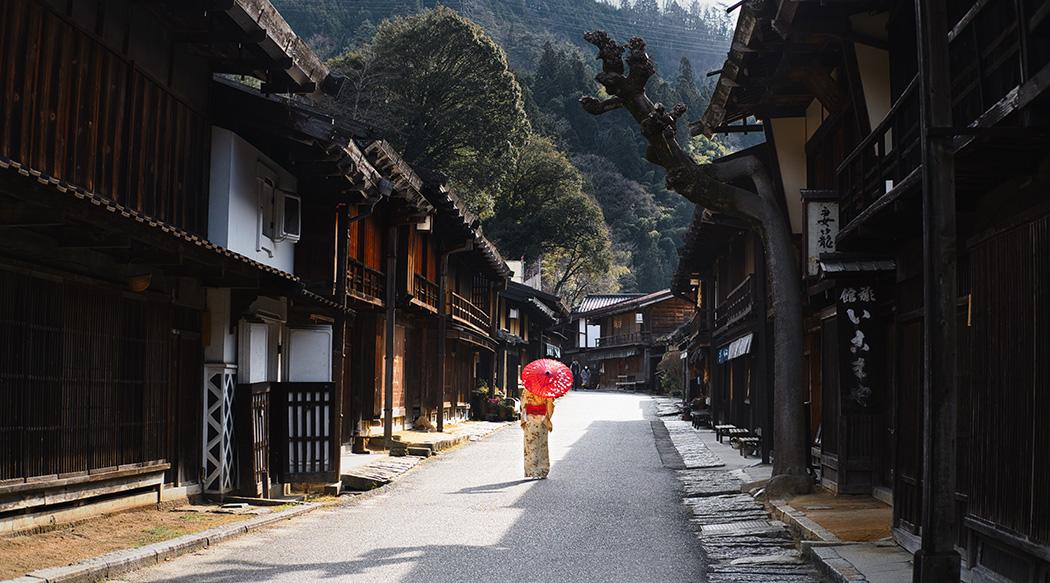 Japan, Tourism, Traditional