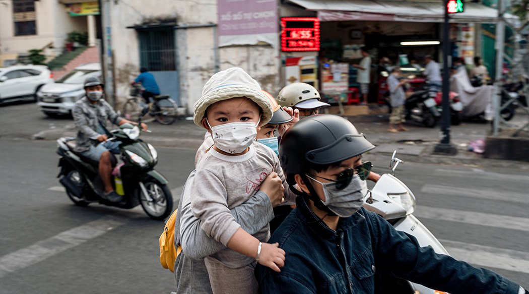 Vietnam, Covid-19, Pandemic, Early containment