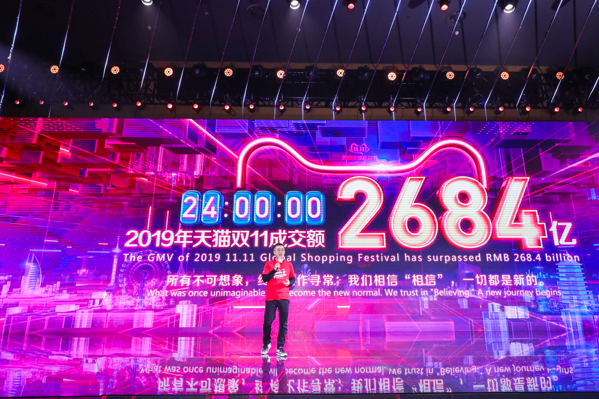 China's Singles Day Spectacular