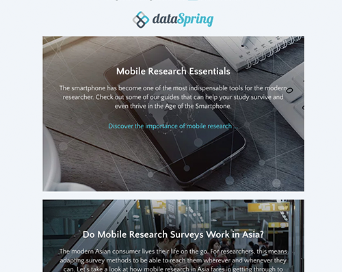 dataSpring Newsletter June 2019